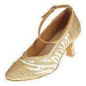 Women's Gorgeous Sparkling Glitter Upper Zebr... – GBP £ 22.67