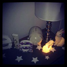 #woodlands rabbit #bunny night light