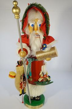Steinbach nutcracker - Father Christmas - #S1850. This is from The Christmas…