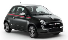 Frida Giannini, the Creative Director of Italian luxury brand Gucci designed a special edition Fiat presented recently at Milan Fashion Week and at the Geneva International Auto Show. The Fiat 500 by Gucci is available for pre-order in Italy now . Fiat 500c, Fiat Abarth, Fiat Cinquecento, Fiat 500 2012, Turin, Fiat 500 Black, Fiat 500 Gucci, New Fiat, Italian Luxury Brands