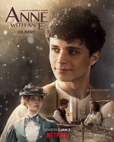 I decided to create a few more Anne posters with other characters. These were so fun to create! And yes, Jerry is not a Cuthbert but I totally think he is one of them either way! I included my poster. Gilbert Blythe, Anne Shirley, Amybeth Mcnulty, Gilbert And Anne, I Dont Fit In, Anne White, Anne With An E, Famous Novels, Cuthbert