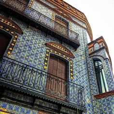 #fachada con #azulejos #arquitectura de #montilla #twitter