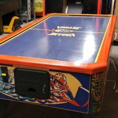 Presas NP-27 léghoki asztal Arcade Games