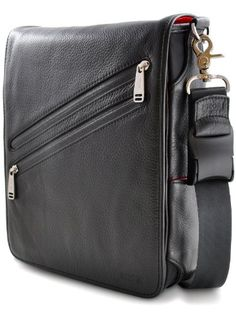 """PLATFORMA by Strotter: Luxury Leather Messenger Bag for tablets and 11"""" notebooks: iPad Air, iPad 2-3-4, iPad Mini, Samsung Galaxy Note 10.1, Tab 10.1. MacBook Air 11"""". Allows hands-free use of iPad. - http://www.luxurybriefcase.com/uncategorized/platforma-by-strotter-luxury-leather-messenger-bag-for-tablets-and-11-notebooks-ipad-air-ipad-2-3-4-ipad-mini-samsung-galaxy-note-10-1-tab-10-1-macbook-air-11-allows-hands-free-use-of-ipad/ - Inspired by our Strotter Across case, the"""