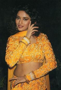 Madhuri Dixit hot navel