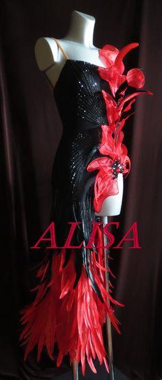 Latin Dance Dresses, Girls Dresses, Photo And Video, Instagram, Dresses Of Girls, Dresses For Girls, Little Girl Dresses