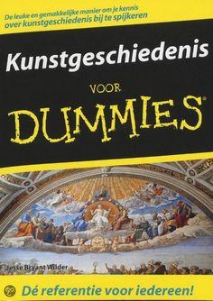bol.com   Kunstgeschiedenis voor Dummies, Bryant Wilder, J. & J. Bryant Wilder  ...