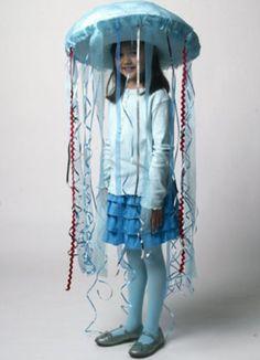 Jelly fish costume!!