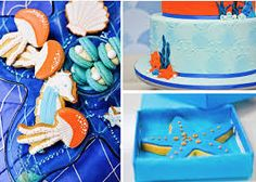 Image result for underwater themed birthday