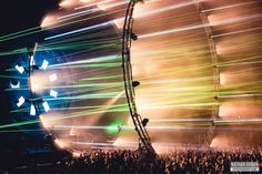 This incredible trance event had new and original stage designs, enhanced production elements, enchanting costumed performers, and high-energy sounds from P