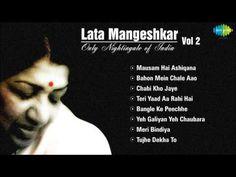 Lata Mangeshkar Hits - Best Of Lata Mangeshkar- Superhit Hindi Songs - Audio… Hindi Old Songs, Lata Mangeshkar, Indian Music, Mp3 Song Download, Top Videos, Hit Songs, My Favorite Music, Jukebox, My Music