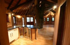 British Castle Tree House - Unique Tree House Homes - Good Housekeeping
