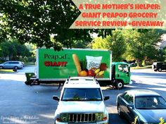 Peapod Truck + Giveaway