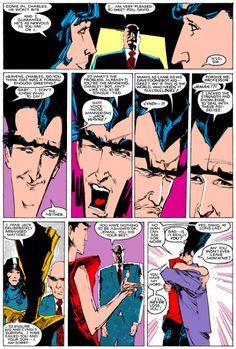 O filho autista e tremendamente poderoso de Charles Xavier.