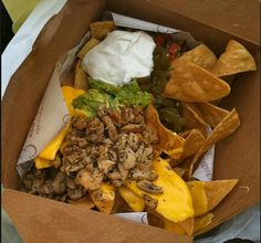 Actually DisneyLand, Still deseves a Post White Water Snacks Nachos