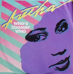 Aretha Franklin - Who's Zoomin' Who [1985]