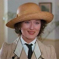 Meryl Streep from Out of Africa