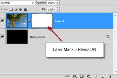 photoshop mask tutorial