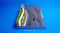 Diorama Le Mans Mulsanne Corner #slot #diorama #132scale #base  #scalextric #ninco #carrera #slotit #diecast #hotwheels #resin #forsale #miniature #art #airbrush #modelism #hobby #modelismo #rally #artisan #lemans #corner #curva #mulsanne #clasic #kit #diy #wec #wrc #lemans24h Le Mans, Display Cabinets, S Mo, Model Car, Carrera, Hot Wheels, Diecast, Miniatures, Auto Racing