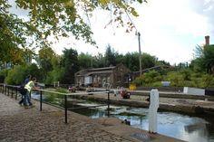 St. Pancras Lock, Regent's Canal, London
