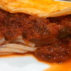 GF Spaghetti Omelette #yum #glutenfreecuisines #glutenfreephotos #glutenfreebreakfast #glutenfreepasta #pasta #yum #delicious #pasta #glutenfreelife #glutenfreeliving #washingtondc #dcfoodporn #glutenfree #breakfast by feelgoodfoods_dc