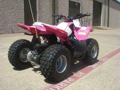 New 2016 Polaris Outlaw 50 Pink Power ATVs For Sale in Texas. 2016 Polaris Outlaw 50 Pink Power, NEW 2016 Polaris Outlaw 50 in PINK POWER! In stock now!! WE FINANCE ALL CREDIT!! Call 817-695-1600 for more info - For riders 6 years old and older with adult supervision Includes safety flag, helmet and instructional DVD Parent-adjustable speed limiter Arlington Motorsports is a located on major freeway HWY 360 between Dallas and Fort Worth Texas in the middle of the Metroplex. 1 mile from Six…