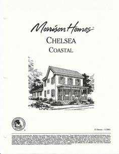Chelsea Coastal in Celebration FL Celebration Florida, Morrison Homes, Model Homes, Chelsea, House Plans, Coastal, How To Plan, Celebrities, Victorian
