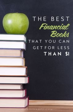 The best financial books that you can get for under a $1