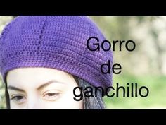 How to make crochet caps step by step - knites Knitting Videos, Crochet Videos, Crochet Cap, Beanie Hats, Headbands, Knitted Hats, Knitwear, Winter Hats, Stitch
