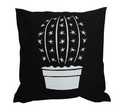 poszewka z kaktusem