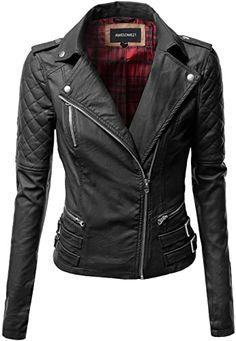 MEHEPBURN Womens Suede Leather Jacket Open Front Lapel Cardigan Blazer Jackets