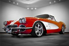 Why did this sell for only $56,100 at Barrett Jackson Scottsdale AZ auction in Jan 2012?  1961 CHEVROLET CORVETTE CUSTOM CONVERTIBLE