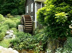 TheOldGristmill