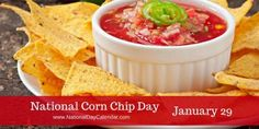 National Corn Chip Day January 29