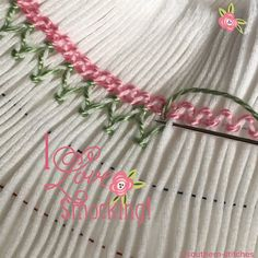 History Smocking is an embroidery technique used to gather fabric so that it can stretch. Before elastic, smocking was commonly used i...