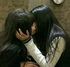 girl, lesbian, and couple image Korean Couple, Korean Girl, Asian Girl, Cute Lesbian Couples, Lesbian Love, Ulzzang Couple, Ulzzang Girl, Kfashion Ulzzang, Umibe No Onnanoko