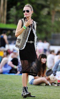 2013 Coachella Kate Bosworth