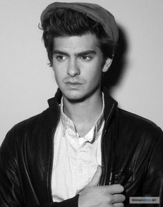 Andrew Garfield... British men will always have my heart