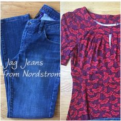 """Jag jeans from Norstrom. Jag jeans from Nordstrom.  Jean inseam 28"""". Very good condition.  Such a good deal. Jag Jeans Jeans"""