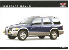 CATÁLOGO KIA GRAND SPORTANGE 2001.1