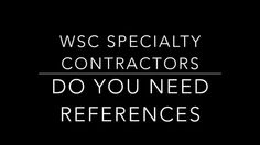 https//:WSCSpecialtyContractors.com   801-800-8074 If you are building a new custom home, adding an addition, remodeling, doing a full blown renovation, or finishing a basement there are questions you need to ask before you start your construction project. Join General Contractor, owner of WSC Specialty Contractors, Scott Cleverley as he answers these important questions. Join in as you see his sons in action on the job.