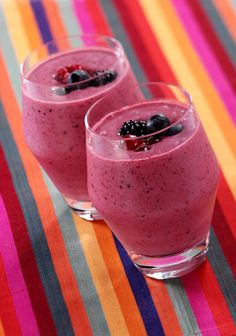 3 easy, healthy smoothie recipes to start your day off perfectly
