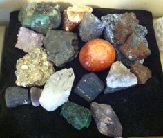 Altar Pillow of Abundance Crystal Resin, Resins, Altar, Abundance, Blueberry, Rocks, Fruit, Crystals, Food