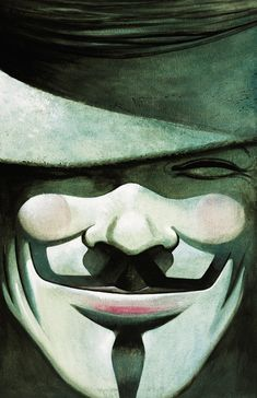 DCE ESSENTIALS: V FOR VENDETTA #1 Written by ALAN MOORE Art and cover by DAVID LLOYD On sale OCTOBER 30 • 64 pg
