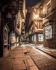 The Shambles, York England UK United Kingdom Travel Destinations York England, York Uk, London England, Places To Travel, Places To See, Beautiful World, Beautiful Places, England And Scotland, Europe Destinations