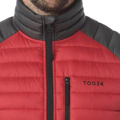 d7e645f76c5 Blade Mens Waterproof Insulated Ski Jacket Chilli Black