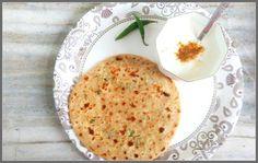 Punjabi Gobi Paratha Recipe | Cauliflower Recipe