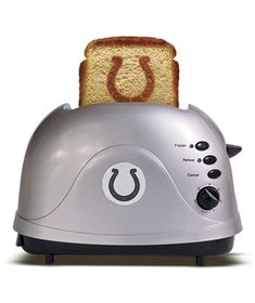 NFL COLTS PRO FOOTBALL TOASTER - $13.98