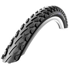 The Schwalbe Land Cruiser Tire is even considered an MTB tire. New is the modern tread design and the optional Land Cruiser. Plus version with 3 mm Puncture Guard. Schwalbe Land Cruiser Tire has a New modern tread pattern. Land Cruiser, Cruiser Bicycle, Bicycle Tires, Road Racer Bike, Best Tyres, Bicycle Components, Cool Bicycles, Mtb, Cycling