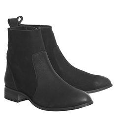 Ashleigh Flat Ankle Boots £80